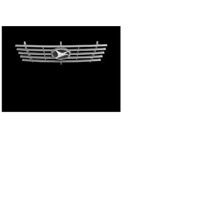 213141 GRADE DIANTEIRA MICRO ONIBUS VE/V5/V6/V8 COM LOGO