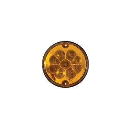 85258900 LANTERNA TRASEIRA AMARELA LED 24V