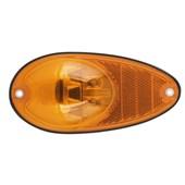 891670301 LANTERNA SETA LATERAL LED BOLHA 24V TODOS MODELOS RODOVIARIO / URBANO