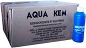 AK500 DESODORIZANTE LIQUIDO P/SANITARIO CAIXA AQUA KEM 16 FRASCOS 480ML