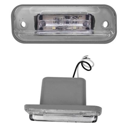 LANTERNA LED LUZ PLACA/DEGRAU 2LEDS 12V 231301