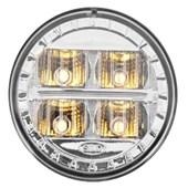 LANTERNA PISCA DIANTEIRO 24V 4 LEDS MODELO URBANO 70MM DIAMETRO 800300