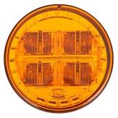 LANTERNA PISCA TRASEIRA DIRECIONAL  Ø70 mm 4LED 801100