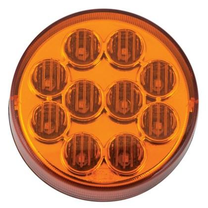 LANTERNA TRASEIRA LED AMARELO BUSSCAR 808102