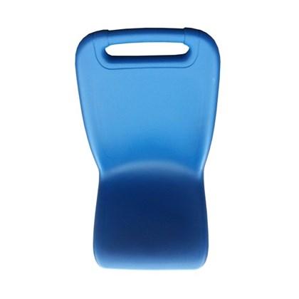 POLTRONA PLASTICA INDIVIDUAL P/ONIBUS URBANO AZUL 209901042